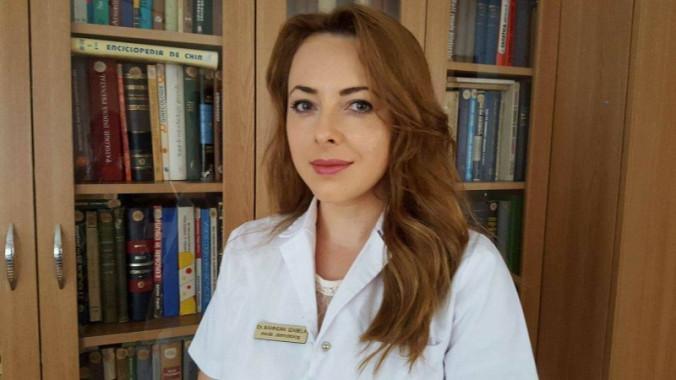 Dr. Izabela Bahnean