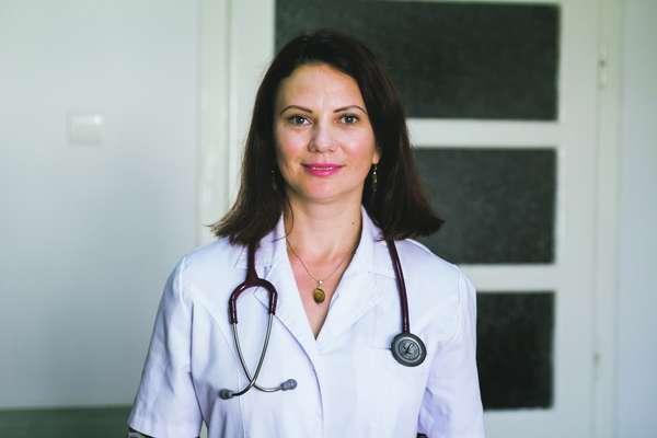 Dr. Doina Arcomita