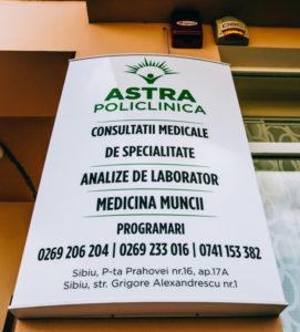 Policlinica Astra Sibiu